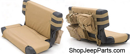 Wrangler Rear Seat Rear G.e.a.r Seat Covers