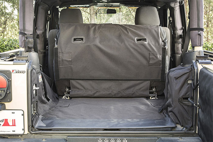 Rugged Ridge C3 Cargo Cover