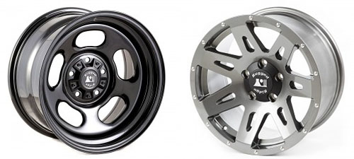 Jeep Steel verses Aluminum Wheels