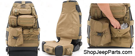 Front GEAR Seat Covers