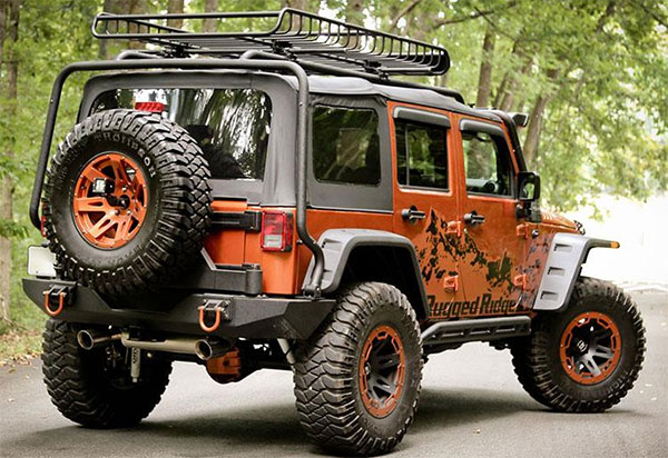 Rugged Ridge Hurrican Fender Flares