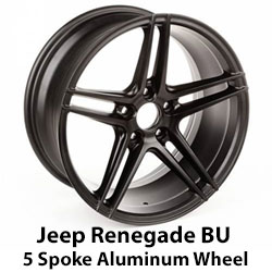 Jeep Renegade 5 Spoke Wheel