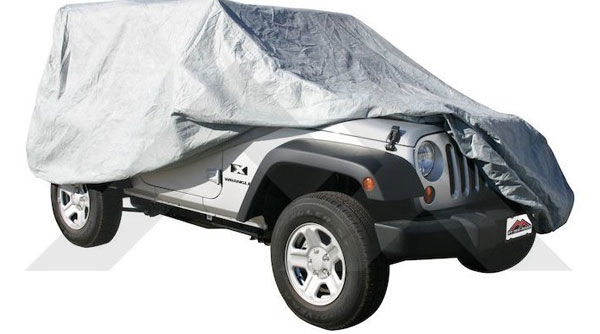 Jeep Renegade Full Car Cover