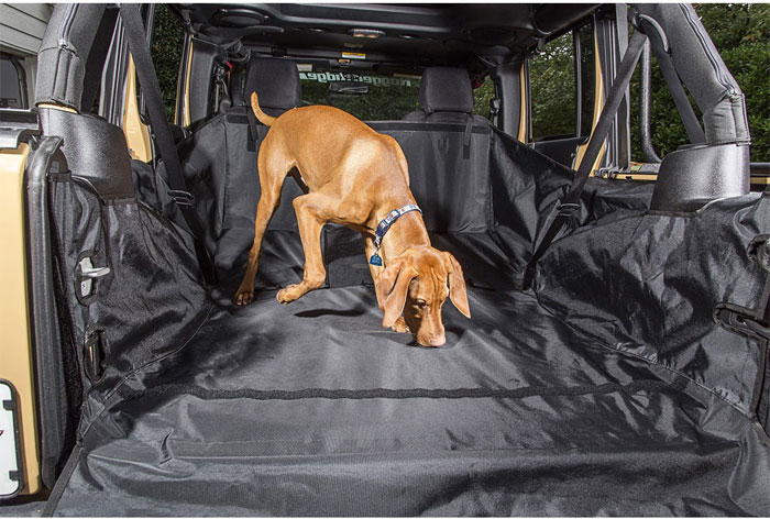 Rugged Ridge C3 Cargo Cover for Wranglers