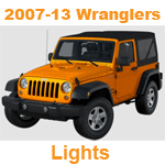 2007-13 Wrangler Lights
