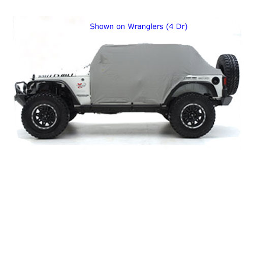 Water Resistant Cab Cover 07-15 Wranglers 2 Dr