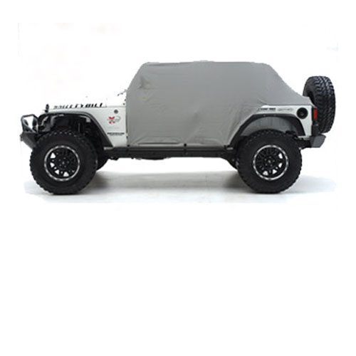 Water Resistant Cab Cover 07-15 Wranglers 4 Dr
