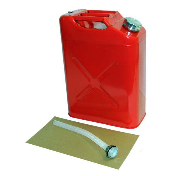 5.4 Gallon Jerry Can Red