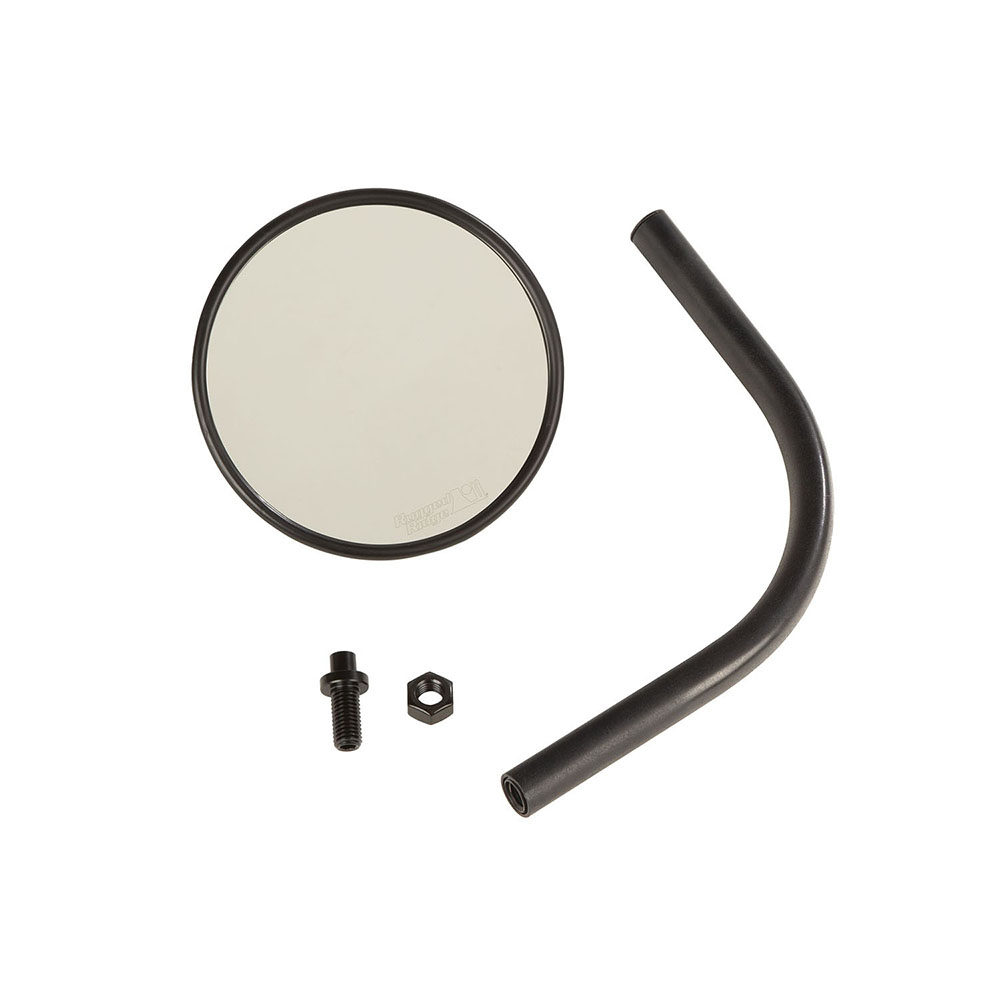 Jeep Wrangler JL Trail Mirror, Round