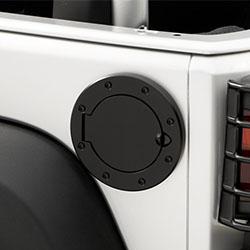 Non Locking Fuel Cover 07-18 Wranglers JK