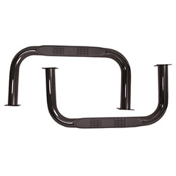 Jeep CJ5 Nerf Bars 55-75 Black Powder Coat