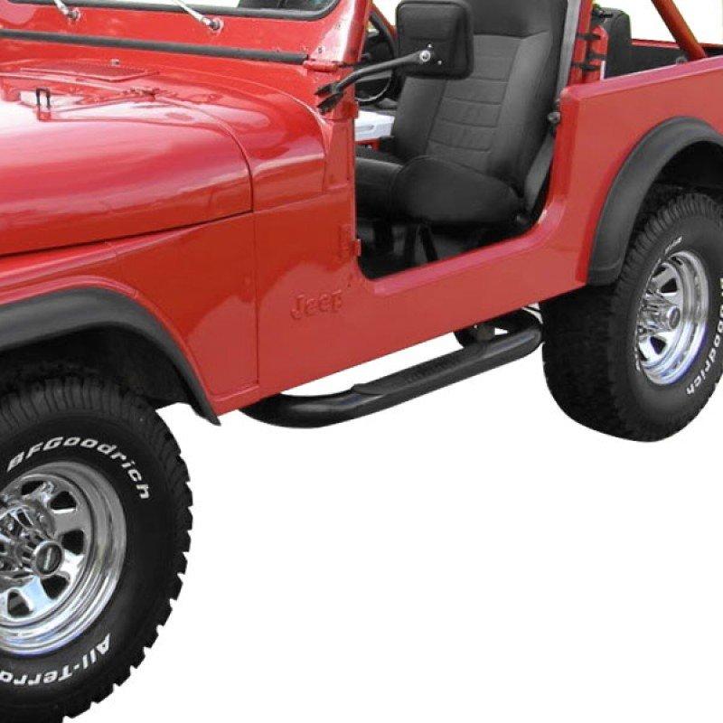 Jeep Cj7 Cj8 Side Steps Rugged Ridge 11504 03