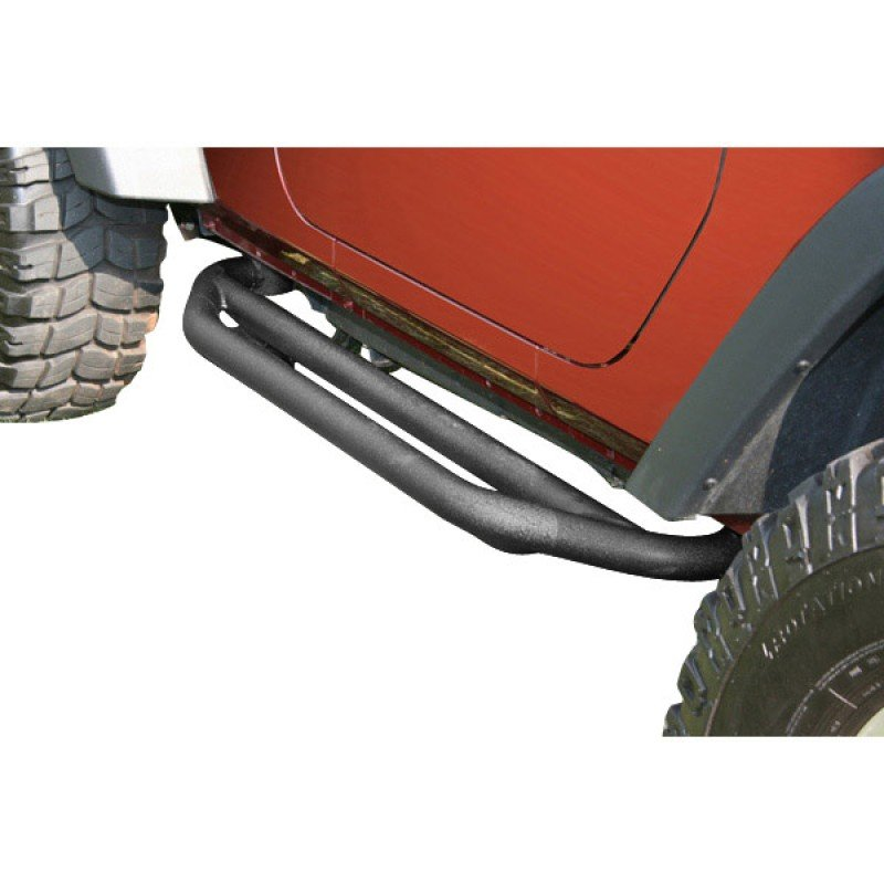 RRC Side Armor Guards 07-18 Wranglers 2 Doors