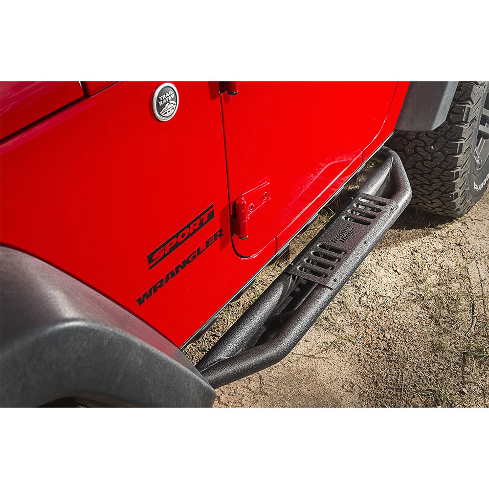 RRC Side Armor Guard Plates, Jeep Wrangler JK 2 Doors