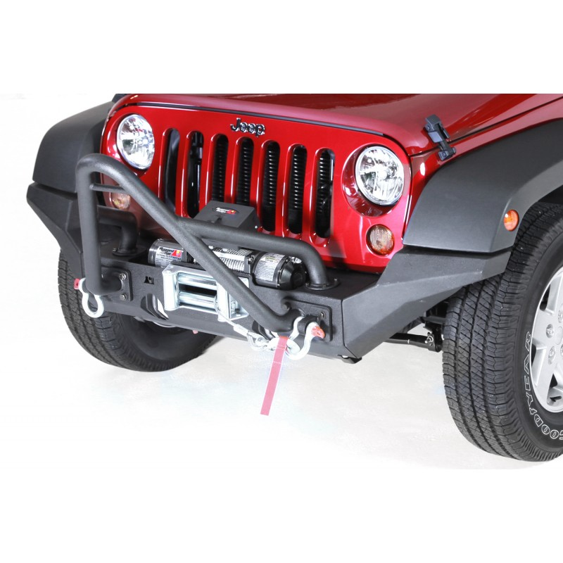 High Clearance Bumper Ends for XHD Front Bumper 07-17 Wranglers