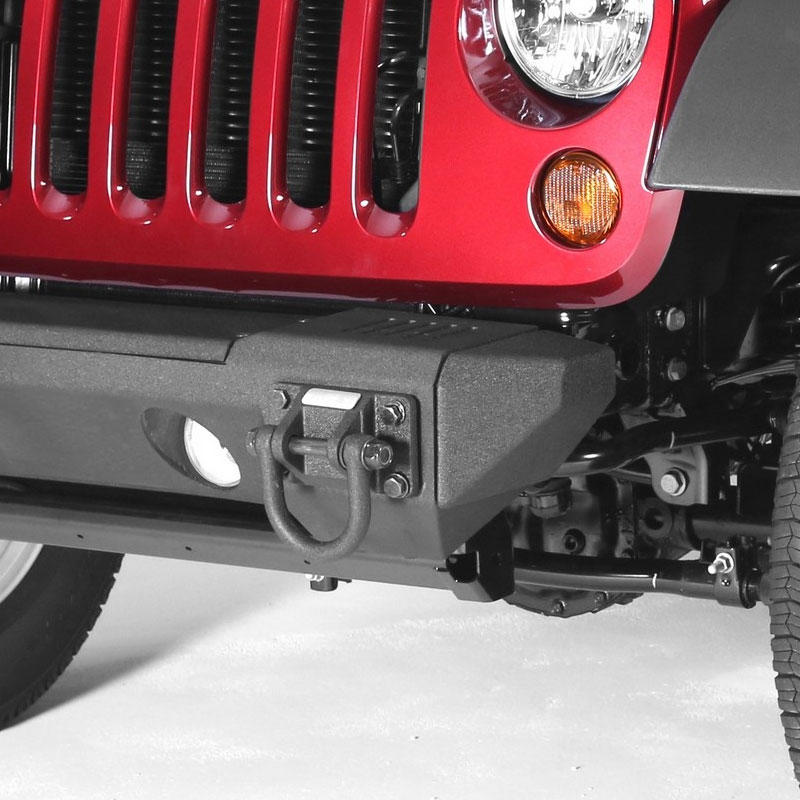 Bumper Ends for All Terrain Front Bumper 07-16 Wrangler