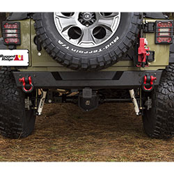 Entry Guard Kit All Terrain for Jeep Wrangler JKU 2007-18 11216.21  Unlimited
