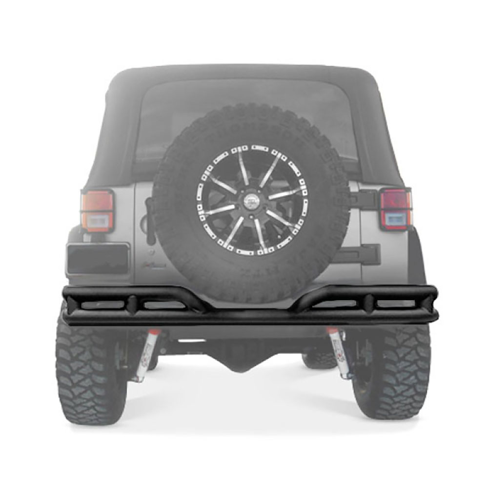 Jeep JK Wrangler Rear Tube Bumper