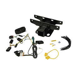 Jeep Wrangler JL Trailer Hitch Kit