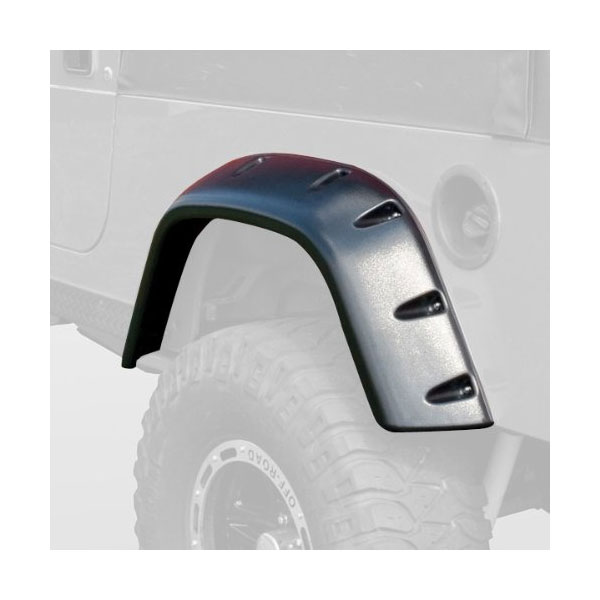 All Terrain Flare, Left Rear, 97-06 Wranglers