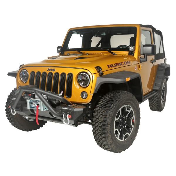 ... Hurricane Flat Flare Kit, 07 17 Jeep Wrangler ...
