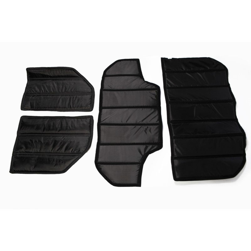 Hardtop Sound Deadener Kit 07-10 Wranglers JK 4 Doors