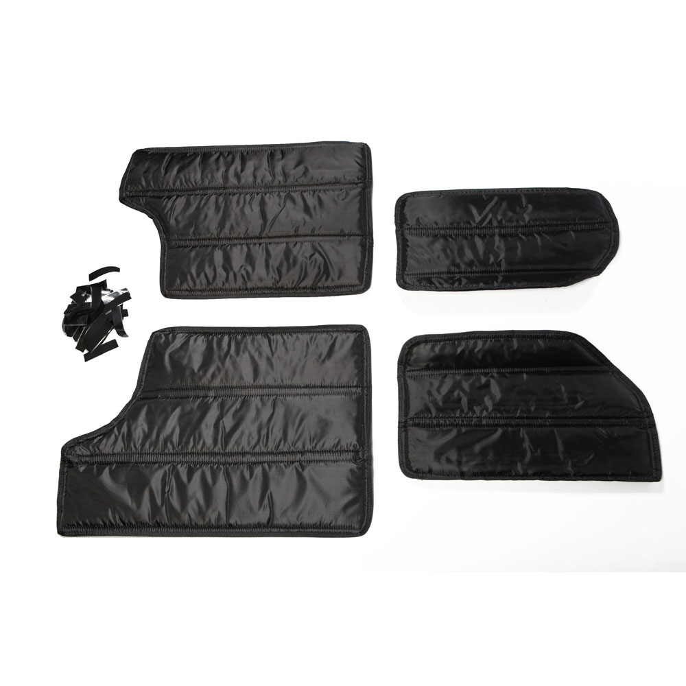 Hardtop Sound Deadener Kit 2011-17 Wranglers 2 Doors