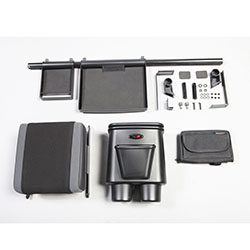 Interior Comfort Kit 07-10 Wranglers