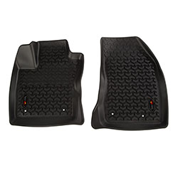2018 Jeep Compass Front Floor Liners