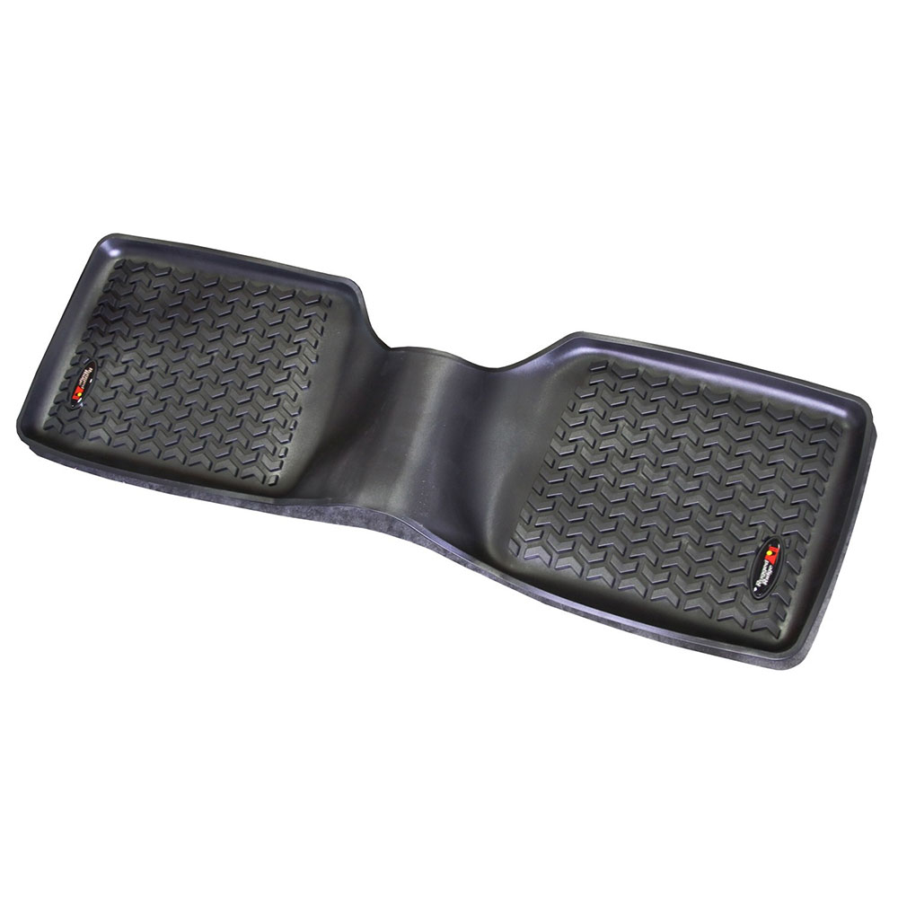 All Terrain 2nd Row Floor Liner 84-01 Cherokee XJ Black
