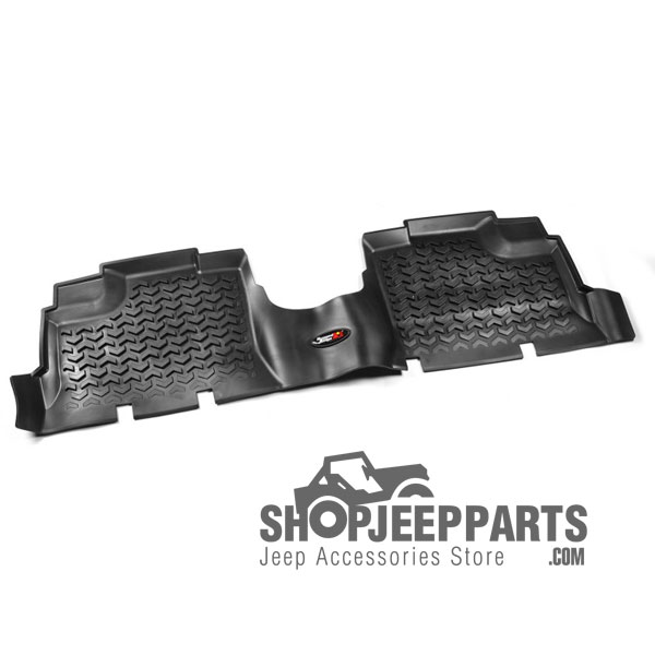 All Terrain Floor Liner Kit 07-17 Wranglers 4 Doors