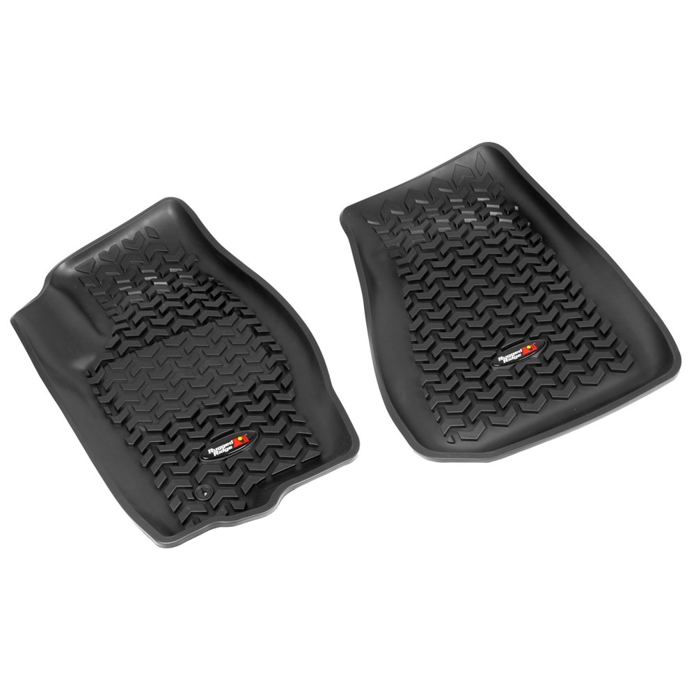 All Terrain Floor Liner Kit 2005-10 Grand Cherokee WK