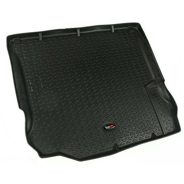 2011-18 Jeep Wrangler JK 2 Doors Floor Liner Kit, Black
