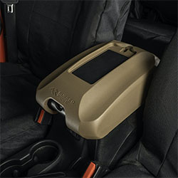 2011-18 Jeep JK Wrangler Console Cover Phone Holder