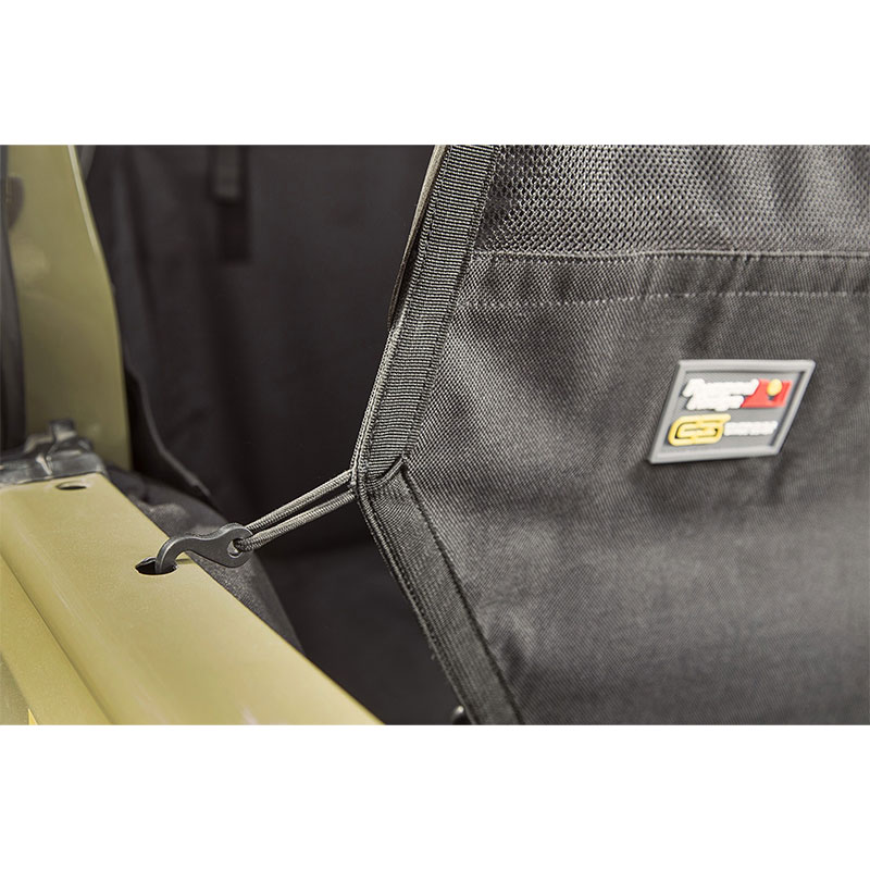 C2 Cargo Curtain, Rear, 07-17 Wrangler JK 4 Doors