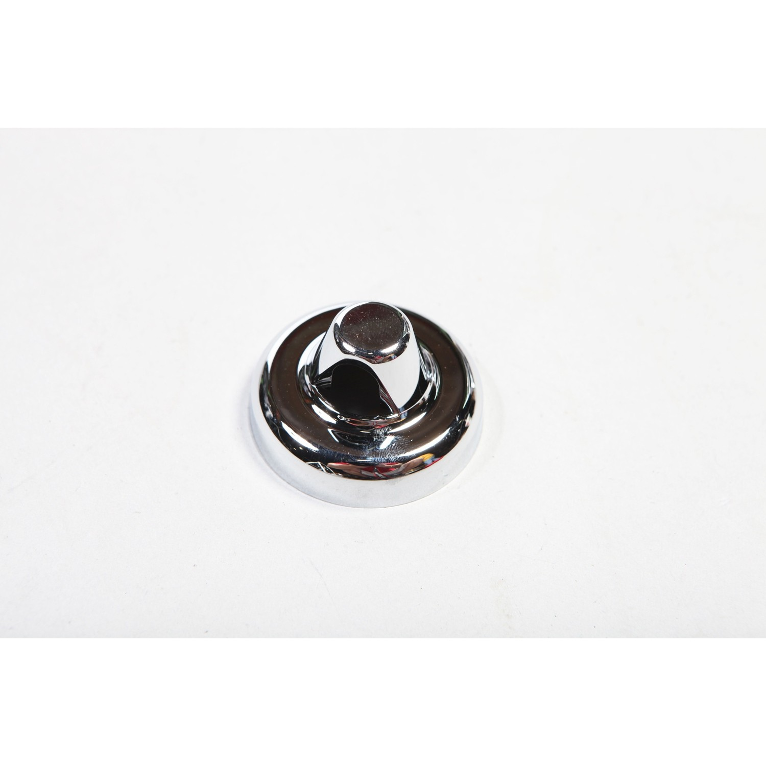 Antenna Base Cover Chrome 07-16 Wranglers JK