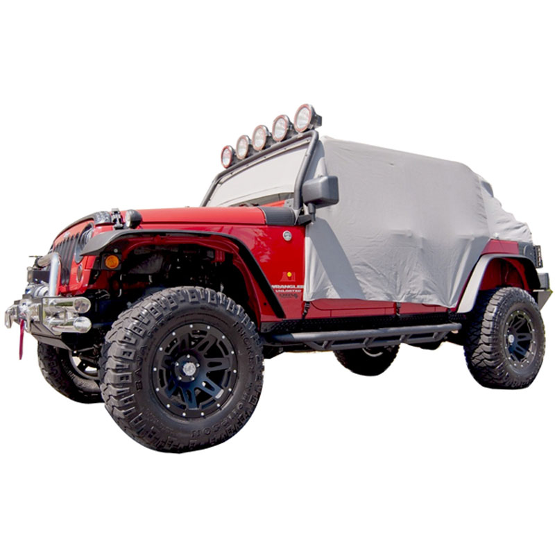Cab Cover, Water Resistant, 07-18 Wranglers 2 Door