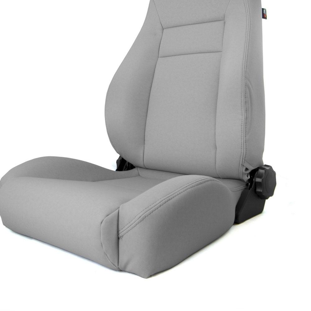 Flexsteel Wrangler Sofa: Cherokee XJ Gray Front Seat