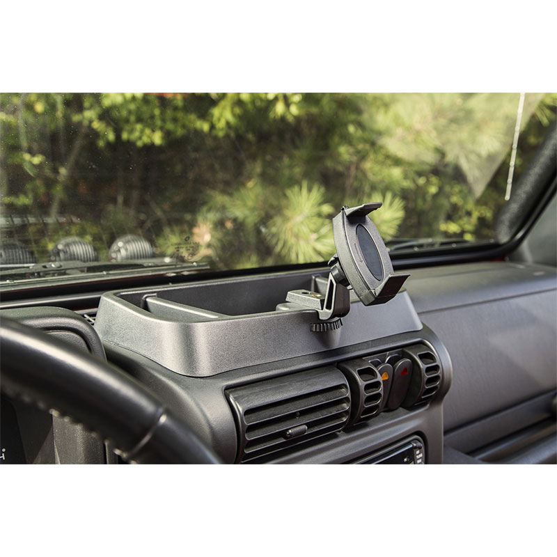 Jeep Tj Dash Multi Mount Rugged Ridge 13551 19