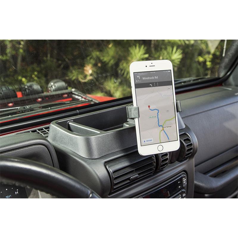Truck Exhaust Kits >> Jeep TJ Dash Multi-Mount | Rugged Ridge 13551.19