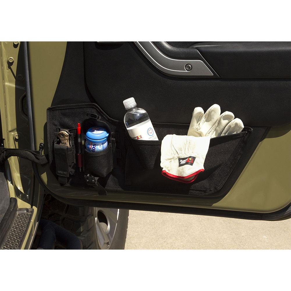Jeep Wrangler Jk Door Storage Panel Rugged Ridge 13551 75