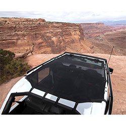 Jeep Wrangler JL Eclipse Sun Shade, 4 Doors