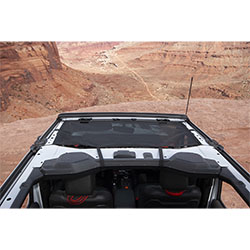 Jeep Wrangler JL Eclipse Sun Shade