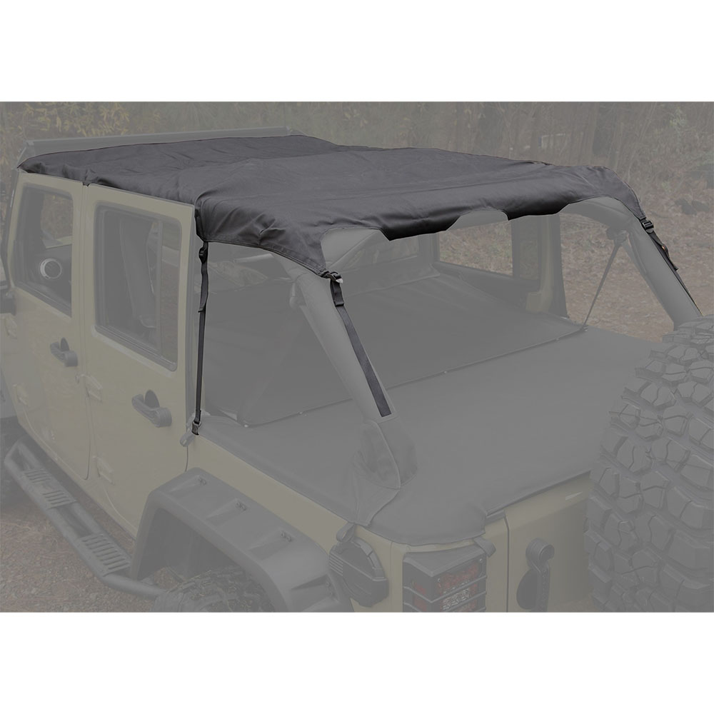 Montana Pocket Island Topper, Jeep Wrangler JK 4 Doors