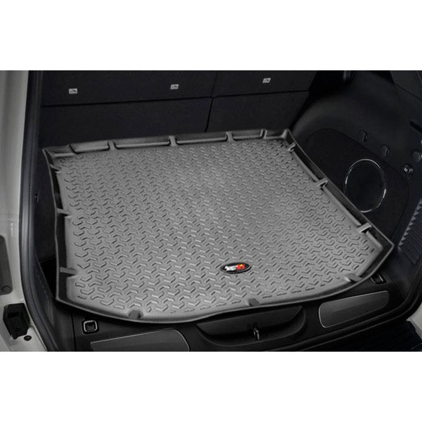 All Terrain Floor Liners, Kit, Gray, 07-10 Wrangler JK 2 Doors