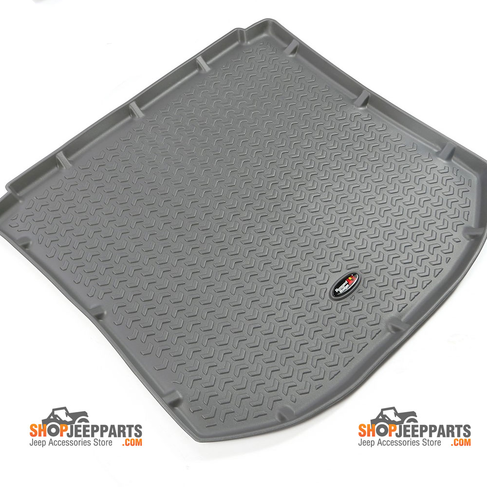 All Terrain Floor Liner Kit, Gray, 2011-16 Grand Cherokee WK