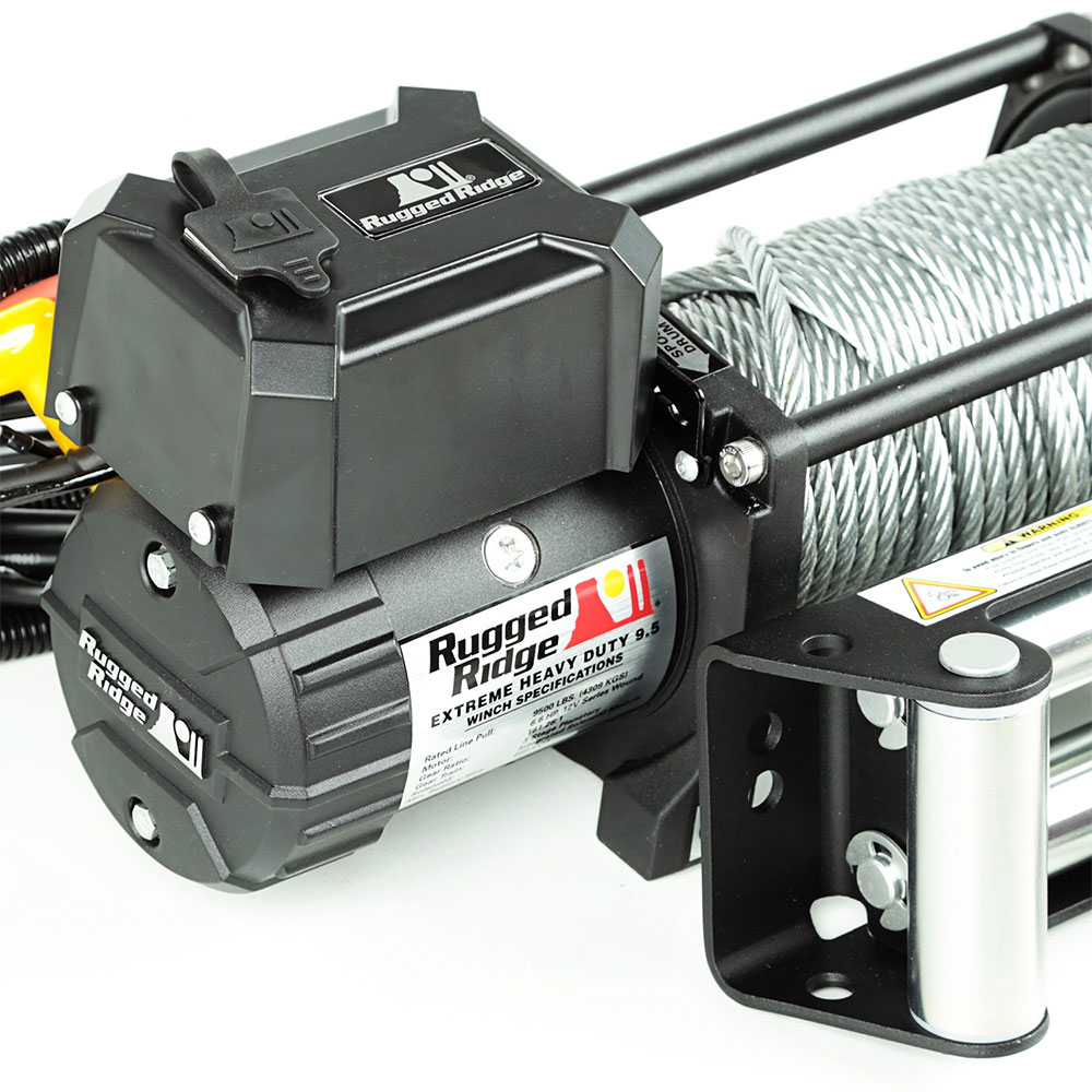 FREE GIFT OFFER - 9500 LBS Nautic Waterproof Winch