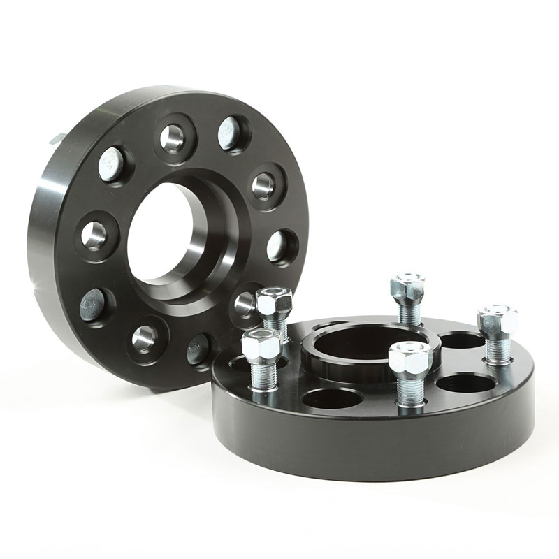 "1.25 inch Wheel Adapters, 5""x5"" to 5""x4.5"" Bolt Pattern"