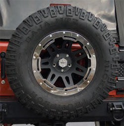 Protect And Enhance The Look Of Your Rugged Ridge Wheels With These Bolt On Rim Protector Each Is Designed To