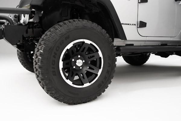 Jeep Patriot Tires >> 17x9 Wrangler Aluminum Wheels | 15301.10